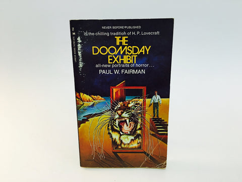 The Doomsday Exhibit by Paul W. Fairman 1971 Paperback Anthology