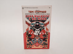 Lord Malquist & Mr. Moon by Tom Stoppard 1969 Paperback - LaCreeperie