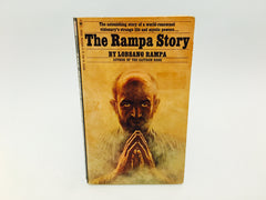 The Rampa Story by Lobsang Rampa 1974 Paperback - LaCreeperie