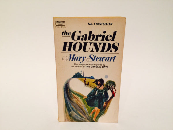 The Gabriel Hounds by Mary Stewart 1968 Paperback - LaCreeperie