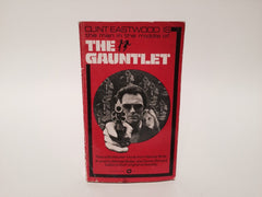 The Gauntlet Film Novelization 1977 1st Edition Paperback - LaCreeperie