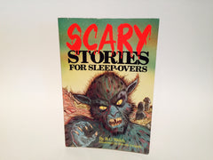 Scary Stories for Sleep-Overs by R. C. Welch 1991 Softcover - LaCreeperie