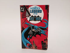 The Untold Legend of the Batman 1982 Comic Books - LaCreeperie