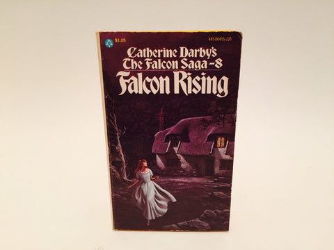 The Falcon Saga #8: Falcon Rising by Catherine Darby 1976 Paperback