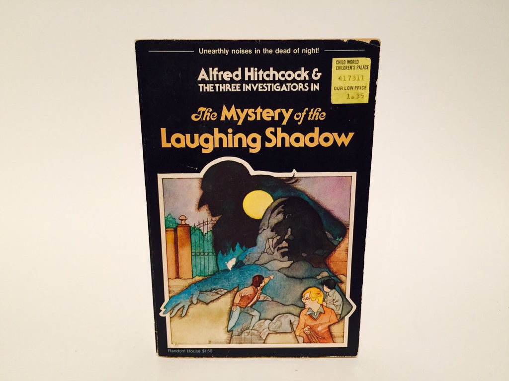 Alfred Hitchcock: The Mystery of the Laughing Shadow 1978 Paperback Anthology - LaCreeperie
