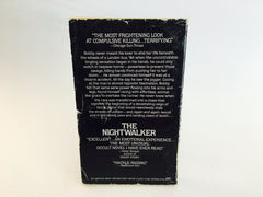 The Nightwalker by Thomas Tessier 1981 Paperback - LaCreeperie