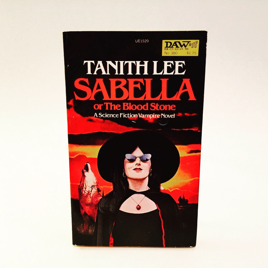 Sabella by Tanith Lee 1980 Paperback - LaCreeperie