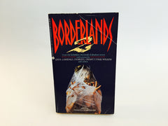 Borderlands 2 1991 Paperback Anthology - LaCreeperie
