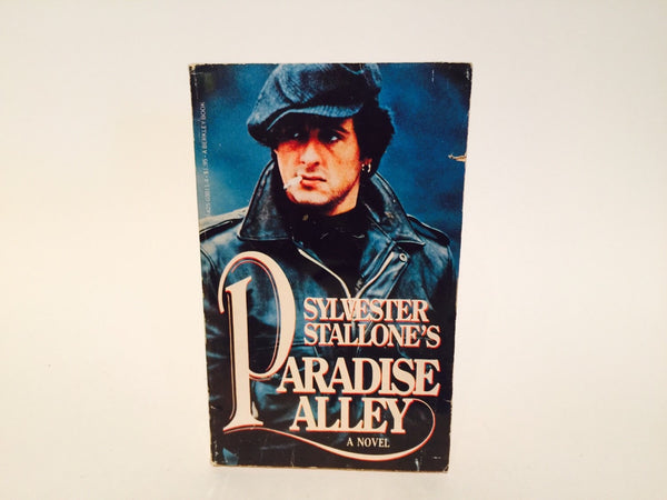 Paradise Alley by Sylvester Stallone 1978 Movie Tie-In Edition Paperback - LaCreeperie