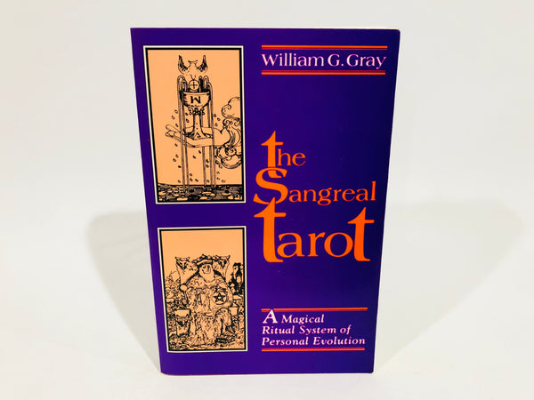 The Sangreal Tarot by William G. Gray 1988 Softcover
