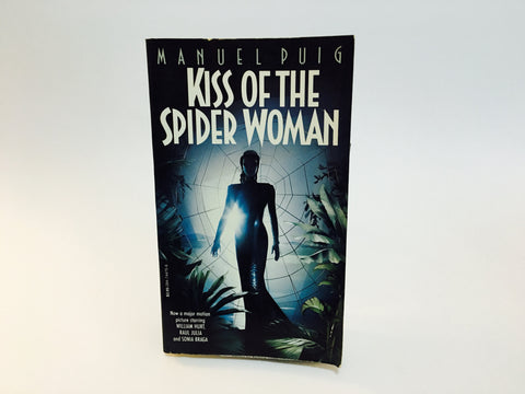 Kiss of the Spider Woman by Manuel Puig 1980 Movie Tie In Edition Paperback