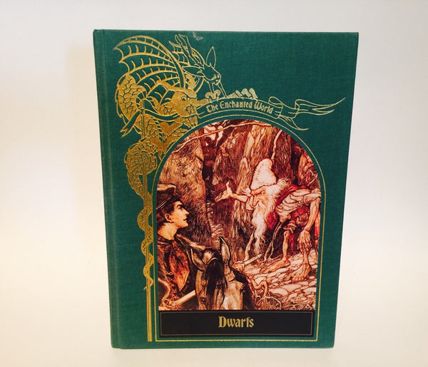 The Enchanted World: Dwarfs 1985 Hardcover Time/Life Encyclopedias - LaCreeperie
