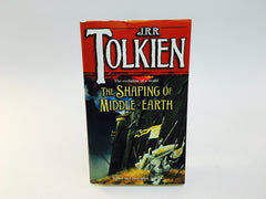 The Shaping of Middle-Earth by J.R.R. Tolkien 2000s Paperback - LaCreeperie
