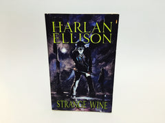 Strange Wine by Harlan Ellison 2004 Softcover Anthology - LaCreeperie