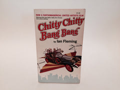 Chitty Chitty Bang Bang by Ian Fleming 1964 Movie Tie-In Edition Paperback - LaCreeperie