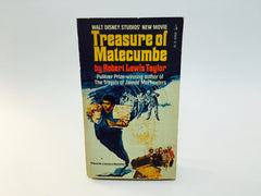 Treasure of Matecumbe by Robert Lewis Taylor 1976 Paperback Movie Tie-In Edition Disney - LaCreeperie