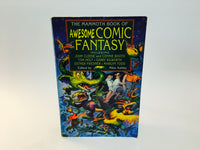 The Mammoth Book of Awesome Comic Fantasy 2001 Softcover Anthology - LaCreeperie