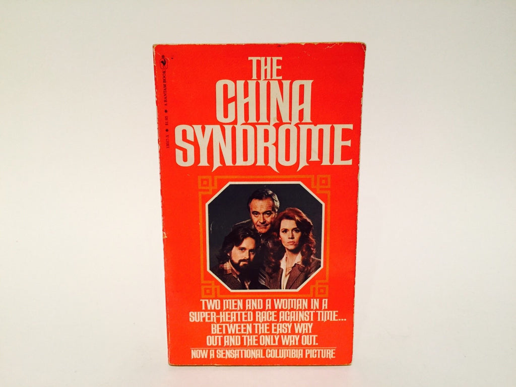 The China Syndrome 1979 Film Novelization Paperback - LaCreeperie
