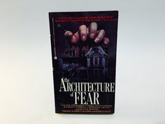 The Architecture of Fear 1989 Paperback Anthology - LaCreeperie
