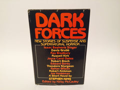 Dark Forces 1980 Hardcover Anthology - LaCreeperie