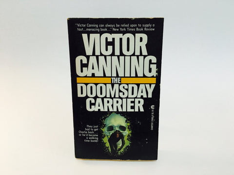 The Doomsday Carrier by Victor Canning 1976 Paperback