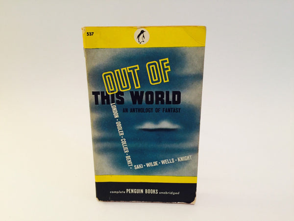 Out Of This World 1946 Paperback Anthology - LaCreeperie