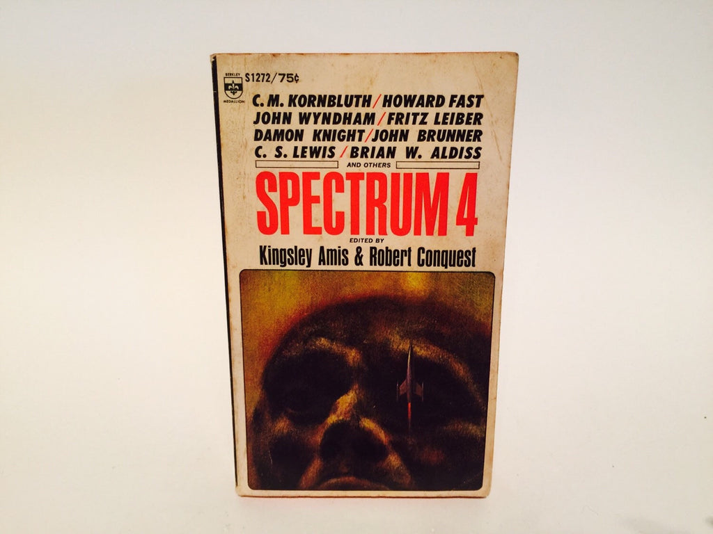 Spectrum 4 1966 Paperback Anthology - LaCreeperie