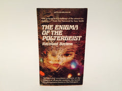 The Enigma of the Poltergeist by Raymond Bayless 1967 Paperback - LaCreeperie