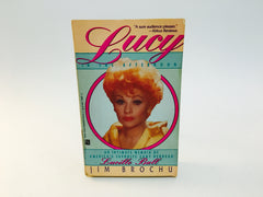 Lucy in the Afternoon by Jim Brochu 1991 Paperback Memoir - LaCreeperie