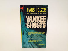Yankee Ghosts by Hans Holzer 1966 Paperback - LaCreeperie