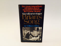 Brian's Song Screenplay 1972 Movie Tie-In Edition Paperback - LaCreeperie
