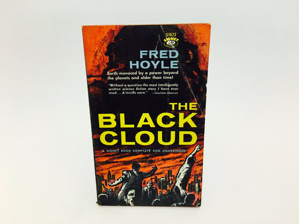 The Black Cloud by Fred Hoyle 1959 Paperback - LaCreeperie