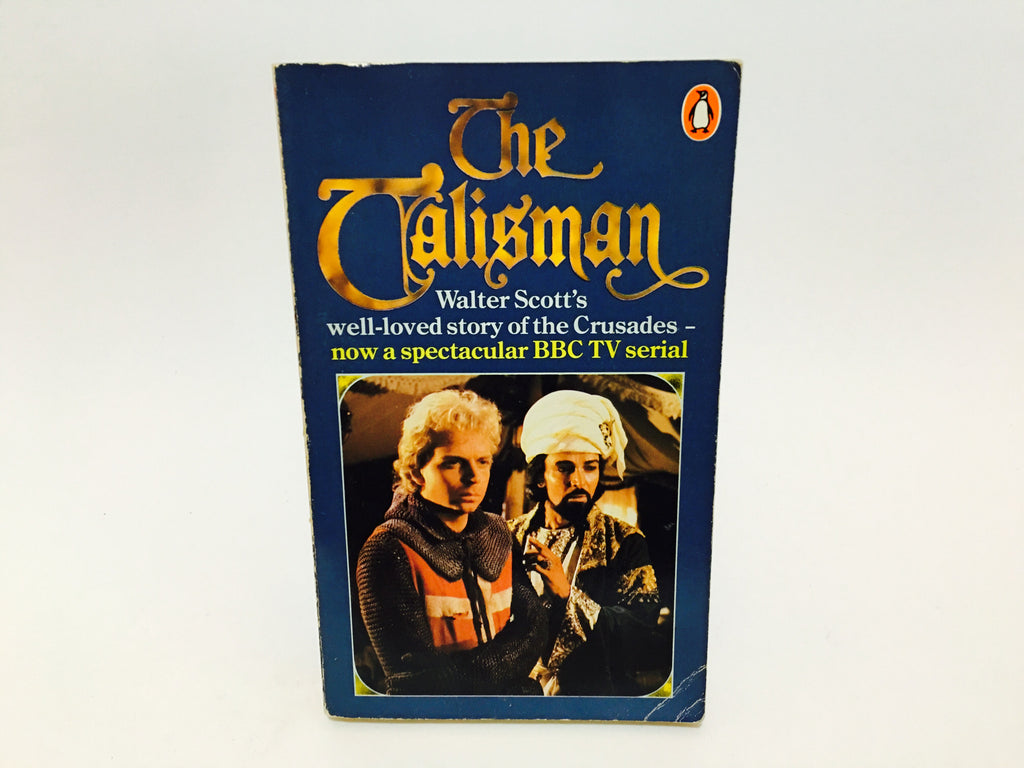 The Talisman by Sir Walter Scott 1980 UK Movie Tie-In Edition Paperback - LaCreeperie