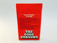 The Gods Unknown by Robert Charroux 1974 Paperback - LaCreeperie