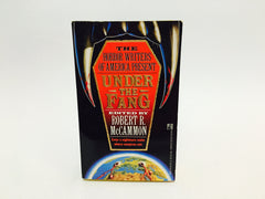 Under The Fang - Horror Writers of America 1991 Paperback Anthology - LaCreeperie