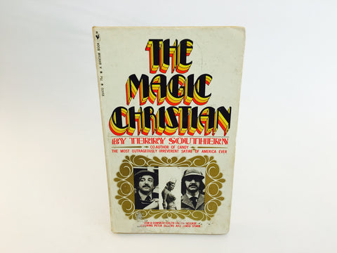 The Magic Christian - Terry Southern 1970 Paperback