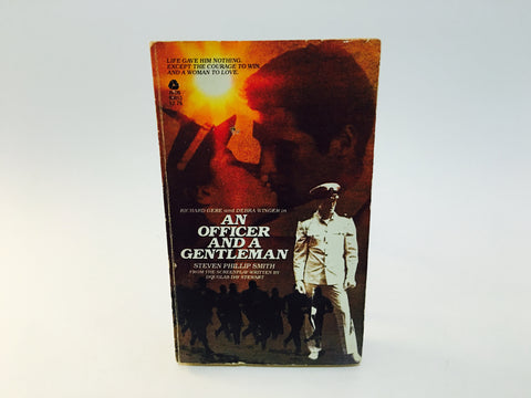 An Officer and a Gentleman Film Novelization 1982 Paperback
