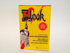 Hook Film Novelization 1992 Paperback Young Readers - LaCreeperie