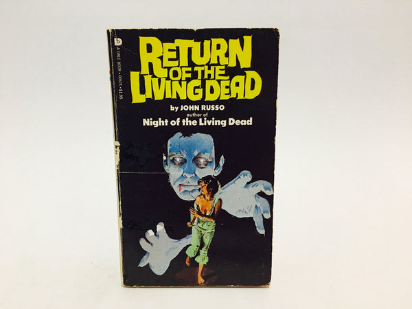 Return of the Living Dead by John Russo 1978 Paperback - LaCreeperie