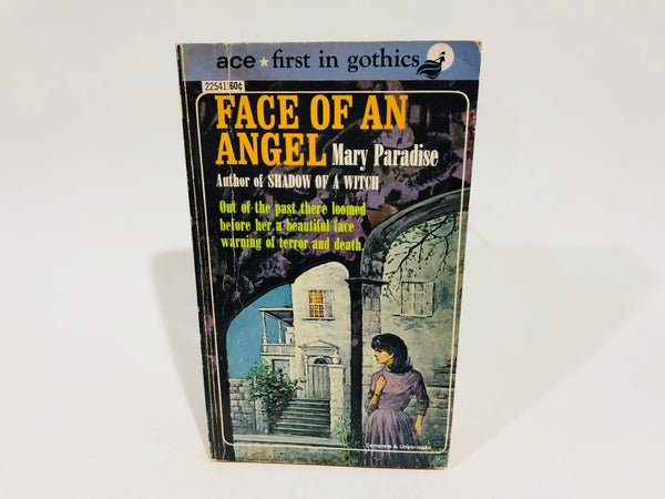Face of an Angel by Mary Paradise 1961 Paperback
