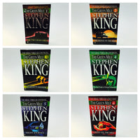 The Green Mile Vols. 1-6 by Stephen King 1996 1st Edition Paperback Set - LaCreeperie