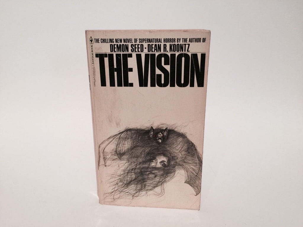 The Vision by Dean Koontz 1978 Paperback - LaCreeperie
