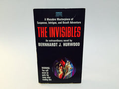The Invisibles by Bernhardt Hurwood 1971 Paperback - LaCreeperie