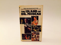 The Island of Dr. Moreau by H.G. Wells 1977 Movie Tie-In Edition Paperback - LaCreeperie