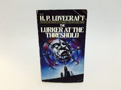 The Lurker at the Threshold by H.P. Lovecraft 1988 Paperback - LaCreeperie