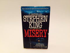 Misery Stephen King 1990 Movie Tie-In Edition Paperback - LaCreeperie