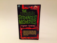 The World's Strangest Mysteries by Rupert Furneaux 1961 - LaCreeperie