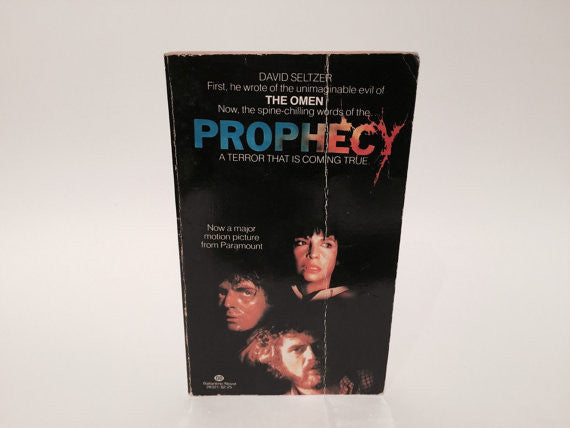 Prophecy by David Seltzer 1979 Paperback - LaCreeperie