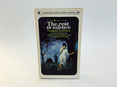 The Rest Is Silence by Virginia Coffman 1967 Paperback - LaCreeperie