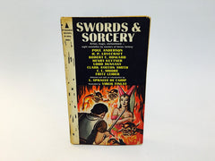Swords and Sorcery by L. Sprague de Camp 1963 Paperback Anthology - LaCreeperie